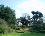 Figure 0.3: Japanese Pavilion, or Chokushi-Mon (Imperial Envoy's Gateway), 1910-11, Kew Gardens, London. Photograph: Joel Robinson.