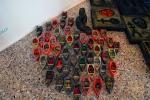Figure 3: Killy aka Patrick Ganthier, Croix des Bossales, 2011, mixed media (variable dimensions) shown in Haïti: Royaume de ce Monde exhibition site at Fondazione Querini Stampalia (c) Conor McGarrigle.