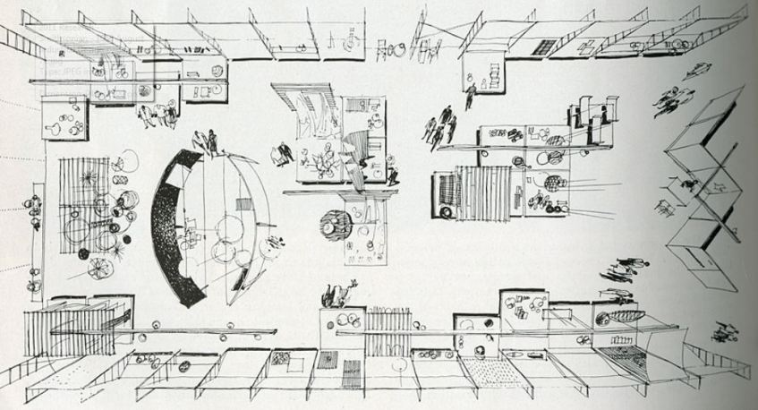 Figure 8.4: Avrom Fleishman, 'The Designer as Economic Diplomat: The Government Applies the Designer's Approach to Problems of International Trade', Industrial Design 3 (August, 1956), p. 73.