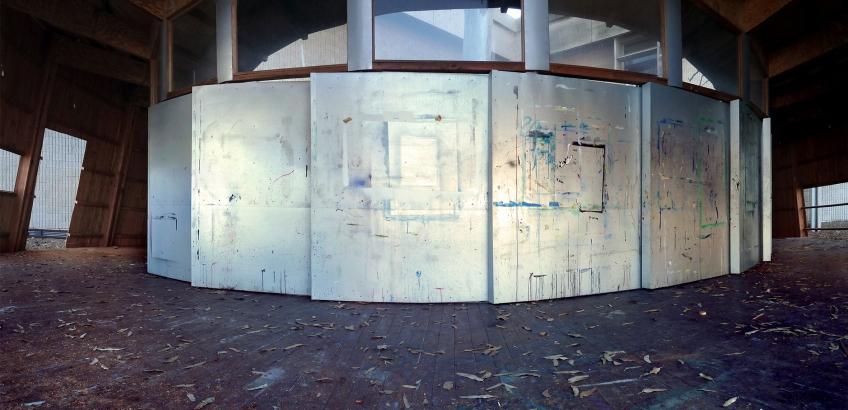 Figure 16.11: Chris Tucker, Doors, 2012. Courtesy of the architect.