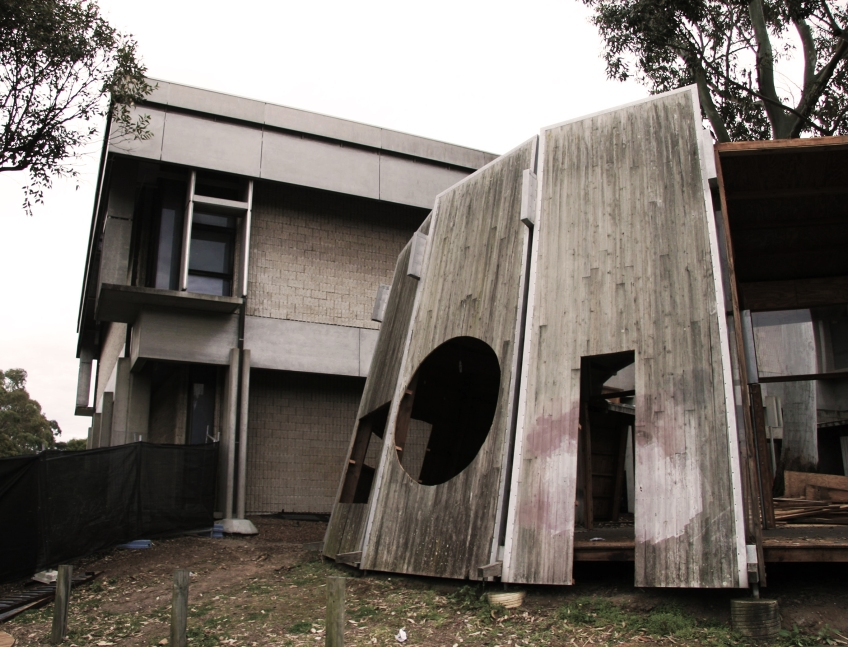 Figure 16.14: Chris Tucker, Hole, 2012. Courtesy of the architect.