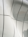 Figure 12.5: Detail of the FRP panels. Courtesy of Zaha Hadid Architects. Photograph: Virgile Simon.