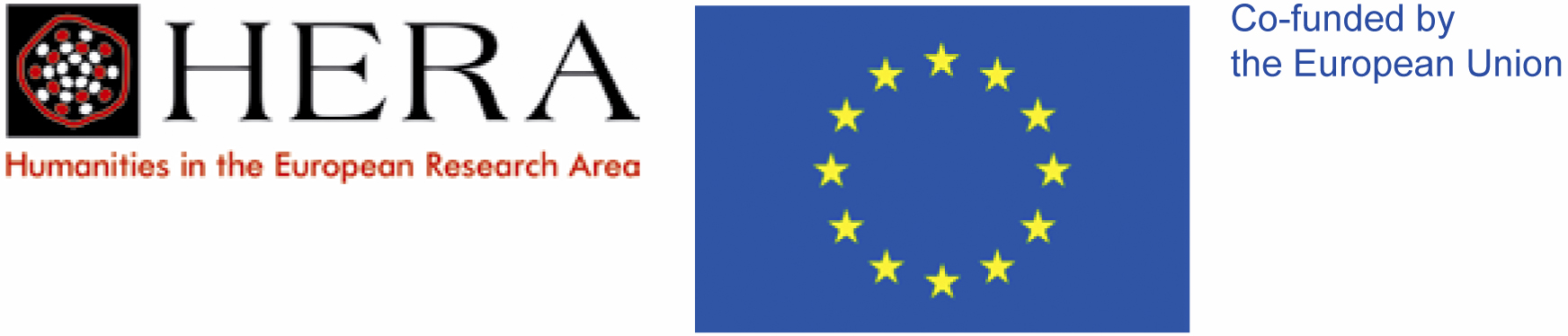 Co-funded by the European Union, HERA logo and EU flag
